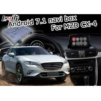 Mazda CX-4 CX4 Multimedia Video Interface optional carplay android auto android interface Manufactures