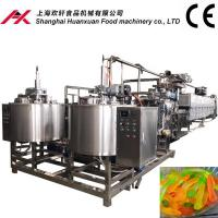 Soft Jelly Candy Production Line/jelly Making Machine/candy Machine Jelly Bean Machine Manufactures