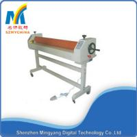 Automatic 1600mm Width Electric Cold Laminator Simple Operation Stable Quality Manufactures
