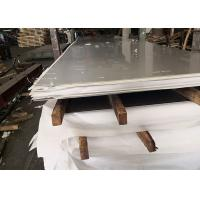 China OEM 409l Stainless Steel Plate / Durable Stainless Steel Cold Rolled Sheet on sale