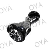 8 inch Black self balancing hoverboards 2 wheel electric scooter with Bluetooth