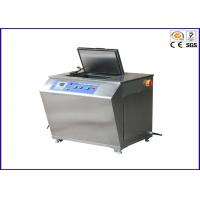 Stainless Steel Textile Testing Equipment AATCC 61 Launderometer For Textile