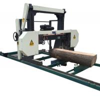 MJ1600 Portable Horizontal Wood Band Saw, portable sawmill diesel Manufactures