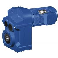 NMRV Hollow Shaft Speed Reducer / Electric Speed Reducer High Overload Capacity Manufactures