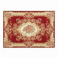 Dornier Jacquard Area Rug in Classic European Design, Available in Various Colors and Sizes Manufactures