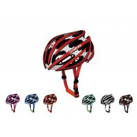 China Ultralight EPS Outdoor Sports Adult Bicycle Helmet Adjustable 25 Holes For Cycling wholesale