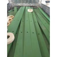 customized shape hdpe plastic profile as per drawing 2mm to 200mm thick Manufactures