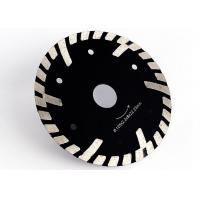 Quality Wet Dry Cut Segmented Diamond Blade 5 Inch Smooth Cutting Without Chipping for sale