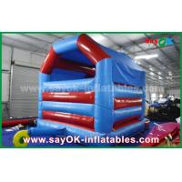 Kids Air Blow Jumping Bouncer Toys , Baby Inflatable Bounce House Manufactures