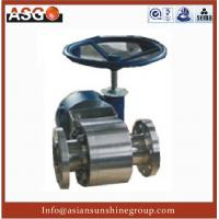 Special Alloy Inconel 625 Float Ball Api Ball Valve- Ball VASG Fluid Control Equipment–ASG Manufactures