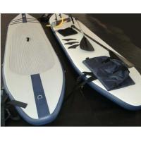 China White One Person Inflatable Surfboard Wavestorm Paddle Board 3.3 x 0.72m on sale
