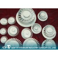 Quality High quality zirconium investment casting parts Round Titanium Investment for sale