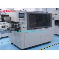 Customized Lead Free Wave Solder Machine , Automatic Wave Soldering Machine Manufactures