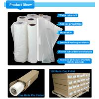 Quality 96A Hardness PU Reactive Hot Melt Glue Film For Film To Fabric Lamiantion Garment for sale