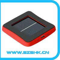 Buy cheap high capacity of portable solar mobile charger from wholesalers