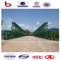Double lanes Bailey Bridge DDR,cantilever truss bridge With large span,truss bridge, Manufactures