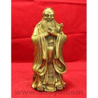 Bronze sculpture Confucius Manufactures