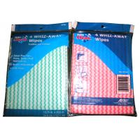 China CE Certificate Strong Absorbent Multi Purpose Cleaning Wipes Tear-Resistant on sale