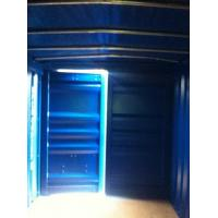 China ISO Front Opening Storage Containers Easy Loading 40feet GP Transportation for sale