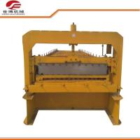 Botou Single Laye Color Steel Trapezoidal Sheet Roll Forming Machine Manufactures