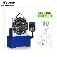 Buy cheap 3-10mm 4 pairs  3000x2000x2600 mm 8AXIS CNC SPRING COILING MACHINE from wholesalers
