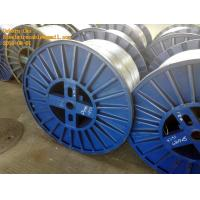 Aluminum Clad Steel Wire  as per ASTM B 415 with  Steel Drum Manufactures