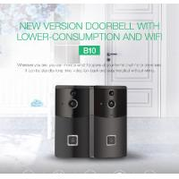 B10 Two Way Talk WIFI Video Camcorder Wireless Night Vision Camera Doorbell Manufactures