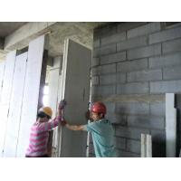 China Prefab Foaming Hollow Core Lightweight Interior Wall Panels , Sound Proof wholesale