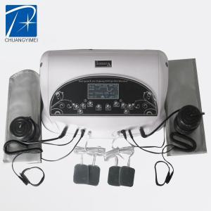 Hot selling dual system detox foot spa