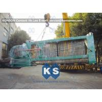 Buy cheap Automatic Gabion Production Line , Durable Gabion Net Welded Wire Mesh Machine from wholesalers