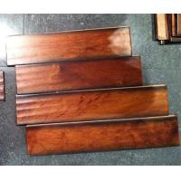 hand scraped Taun hardwood flooring/solid Taun wood flooring Manufactures