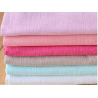 55/45  LINEN COTTON FABRIC PLAIN DYED WITH SOLID COLOUR  CWT #317 Manufactures