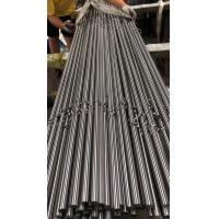 China Grade EN Number 1.4122 DIN X35CrMo17 Stainless Steel Bars Round Shape on sale