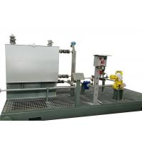 China Stable Performance Corrosion Inhibitor Injection Skid For Natural Gas on sale