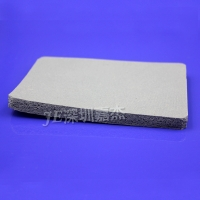 China 100% Silicone 40A 20mm ASTM 2240 Foam Rubber Sealing Strip on sale