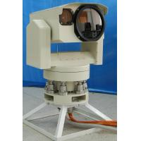 Electro Optical Infrared (EO/IR) Tracking Surveillance PTZ Camera with Gyro Stabilization Manufactures