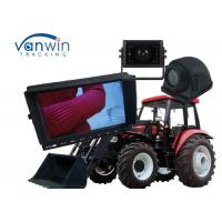 TFT lcd color monitor 7 Inch / 9 Inch with 3 Triggers, 1080P cameras Manufactures