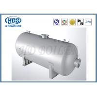 Quality High Pressure Steam Drum In Boiler Power Station , Hot Water Boiler Drum for sale