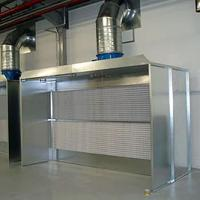 Real factory Spray Booth YK-500 Manufactures