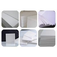 4x8 15mm Expanded Foam Sheet , Cabinets Use White Foam Board Customized Manufactures