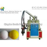 China For Golf Ball Alarm Function Fully Automatic Polyurethane Foam Machine BL(F)-1 on sale