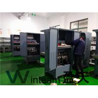3.7kw Registration Plate Making Machine , Number Plate Punching Machine Manufactures