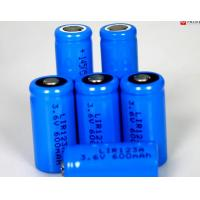 China Customized Lithium Ion Battery Packs 14500 600  3.7V UL CE ODM OEM on sale