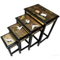 China Lacquer Furniture Nest on sale