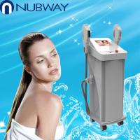 Wrinkle removal E-light Hair Removal Machine For Tighten Skin And Acne removal Manufactures