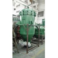China Carbon Steel Vertical Pressure Leaf Filter With Compact Volume / Structure on sale