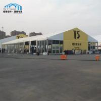 Temporary Outdoor Wedding Tent , Large Party Tent Wedding Canopy Manufactures