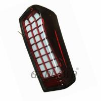 Red Or Smoked Black Color 4x4 Driving Lights Car Tail Lights For Isuzu Dmax 2012-2019 Manufactures