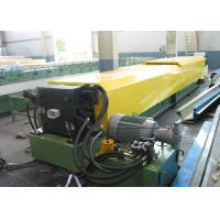 Custom Water Rain Downspout Roll Forming Machine Chain Drive Steel Sheet  For Building Manufactures