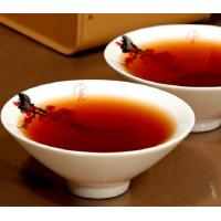 Royal Grade Cooked Chinese Puer Tea , Natural Pu Er Tea Mini Tuo Cha in Menghai, China Manufactures